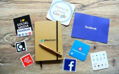 Promosi di Media Sosial vs Mesin Pencari